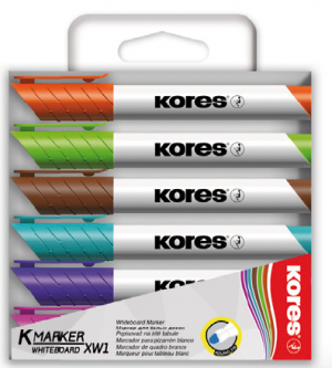 K-MARKER- SADA 6 KS - 3 MM